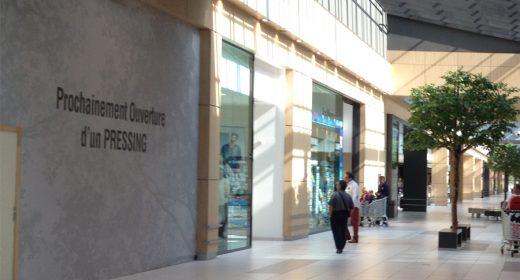 Centre commercial Romorantin, prochainement ouverture d'un pressing