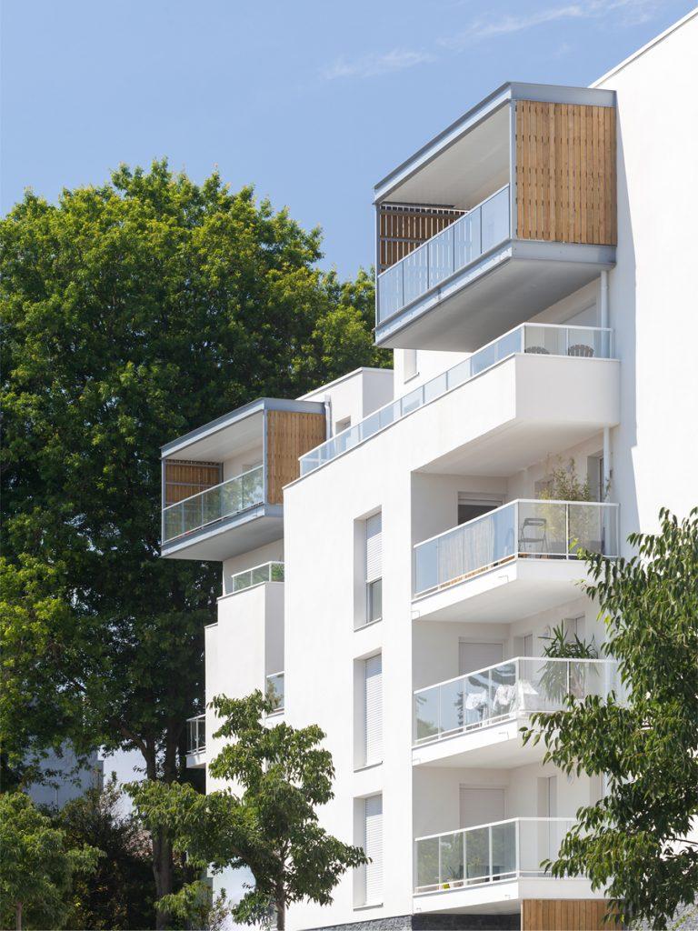 Immeuble Nina Verde à Nantes