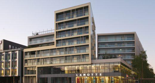 Immeuble Quai West à Nantes