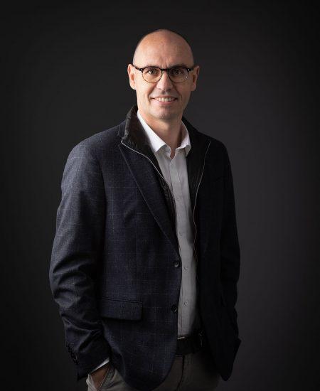 Jérôme PERSON, Directeur Administratif et Financier