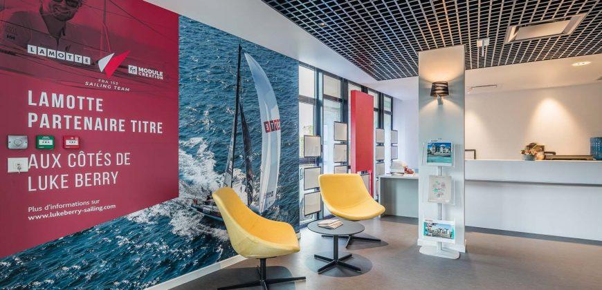Agence Lamotte immobilier à Vannes
