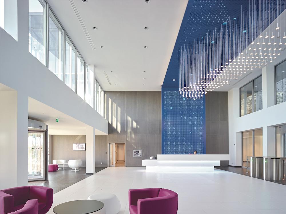Banque Populaire de l'Ouest, l'Atrium