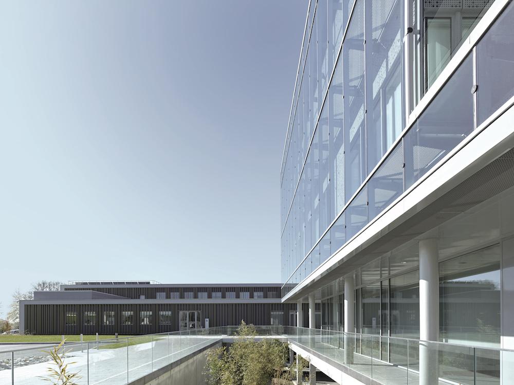 Locaux de ARES PROPERTY, référent dans la gestion d'actifs en immobilier d'entreprise