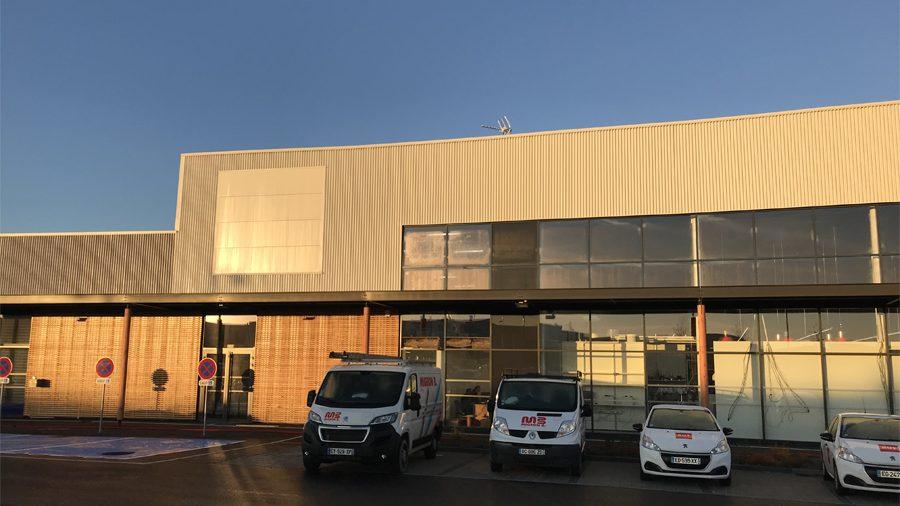 Centre commercial Europe à Pornic