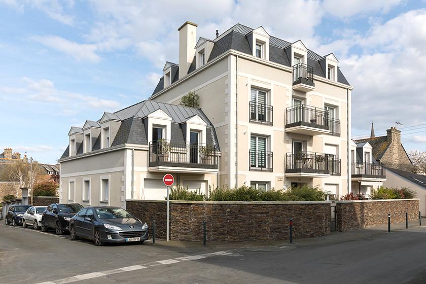 Les Terrasses de Rivasselou - Saint Malo 2013