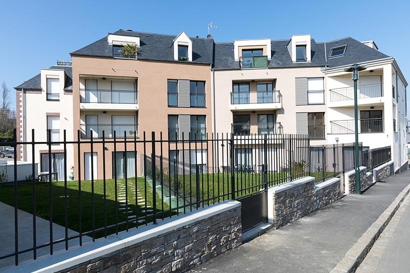 Villa Agatha - Dinard 2016