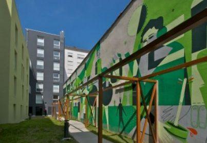 À Nantes, l'immobilier prend des couleurs