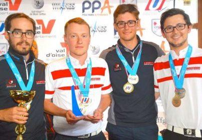 Un titre de champion de France Universitaire pour l'équipe de golf de l'académie de Rennes soutenue par le Groupe Lamotte