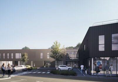 Inauguration du centre médico-sportif Vivalto Sport, un concept novateur unique en France
