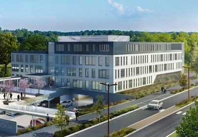 Le Crédit Mutuel Arkéa investit en Ille-et-Vilaine pour sa filière Entreprises et Institutionnels avec la construction d'un nouveau siège