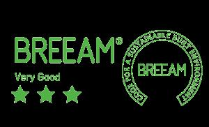 Logo Breeam - Very Good