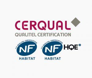 logo Cerqual NF habitat