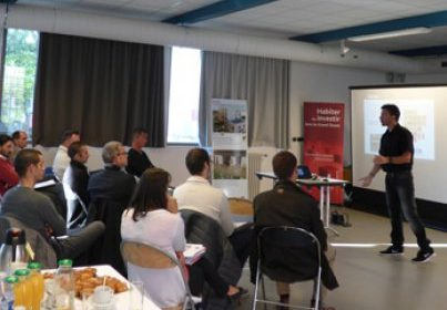 Le groupe Lamotte et la MEIF forment aux enjeux de la construction durable