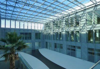 Polaris : 1er bâtiment tertiaire de Bretagne certifié NF HQE Niveau Excellent