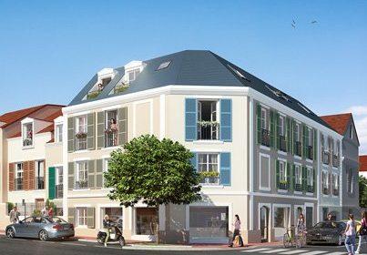 « Villa Joséphine », première opération en région parisienne pour le Groupe Immobilier Lamotte