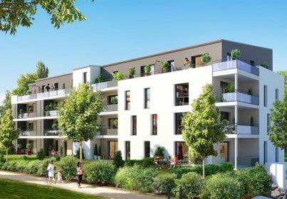 Au Rheu, Lamotte Promoteur et Habitation Familiale franchissent une nouvelle étape dans la construction de Villa et Bella Rosa
