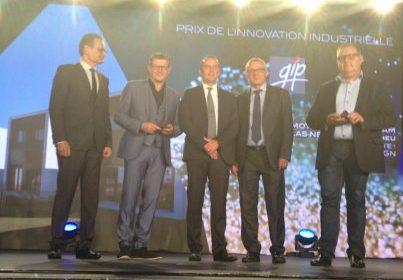 Le Groupe Lamotte remporte la Pyramide d'Or du concours national FPI pour son innovation sur les maisons containers