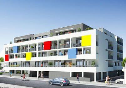 Lamotte Promoteur et Qualytim installent une résidence étudiante au cœur de Saint-Nazaire