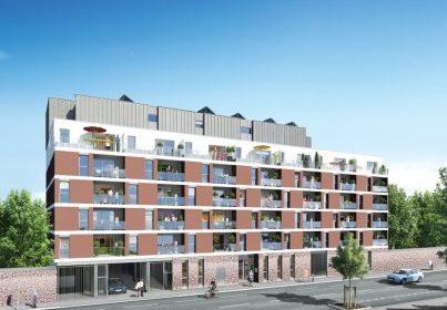 À Rennes, le Groupe Lamotte lance sa nouvelle résidence Espace & Vie : Carré Nobilis
