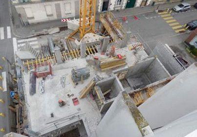 À Rennes, le siège du Groupe Lamotte se rénove et s'agrandit.