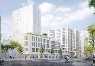 EURONANTES GARE : LAMOTTE ORGANISE UNE VISITE ARCHITECTURALE DU CHANTIER DU VENDÔME